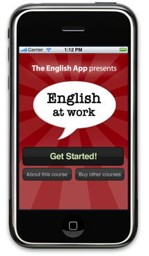 English At Work (from the EnglishApp.com)